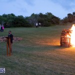 Beacon Lighting Ceremony at Government House Bermuda, November 11 2018-8219