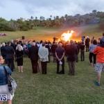 Beacon Lighting Ceremony at Government House Bermuda, November 11 2018-8221