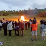 Beacon Lighting Ceremony at Government House Bermuda, November 11 2018-8224