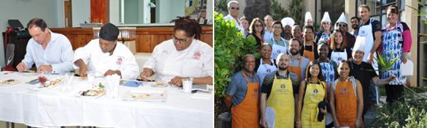 Bermuda College Chopped Cooking November 2018 (3)