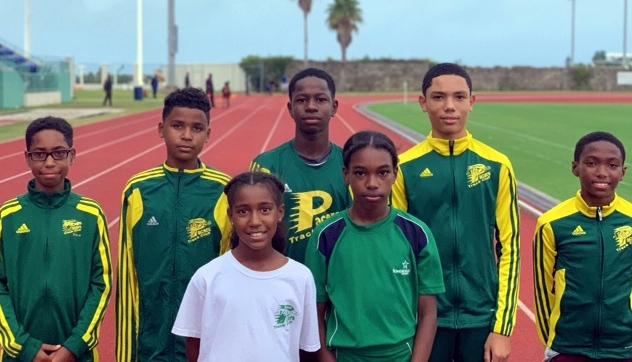 Bermuda Pacers November 2018