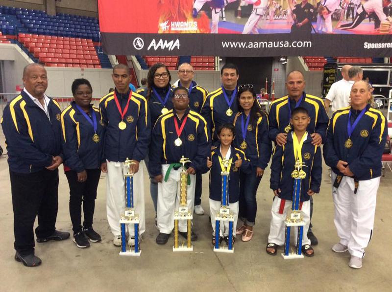 Bermuda Taekwondo Association November 2018