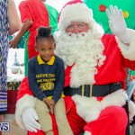 Children Greet Santa At Airport Bermuda, November 23 2018-8398