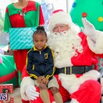 Children Greet Santa At Airport Bermuda, November 23 2018-8410