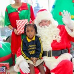 Children Greet Santa At Airport Bermuda, November 23 2018-8417