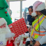 Children Greet Santa At Airport Bermuda, November 23 2018-8428