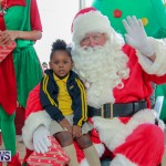 Children Greet Santa At Airport Bermuda, November 23 2018-8443