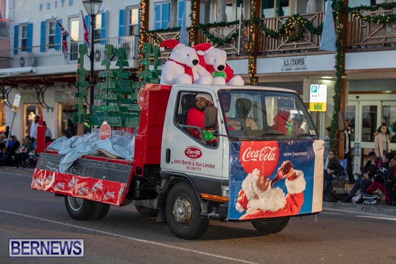 Christmas-Parade-In-Hamilton-Bermuda-November-25-2018-0889