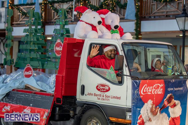 Christmas-Parade-In-Hamilton-Bermuda-November-25-2018-0890