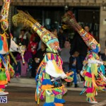 Christmas Parade In Hamilton Bermuda, November 25 2018-1008