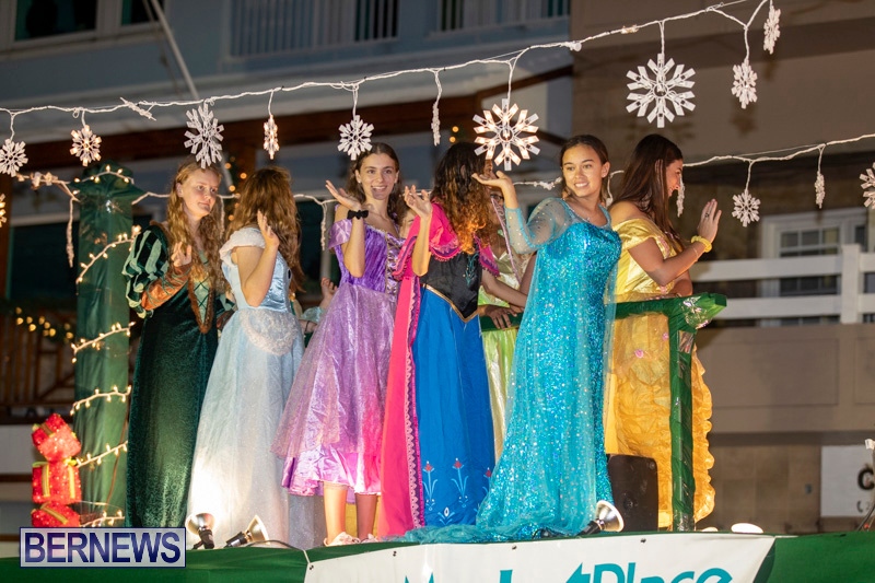 Christmas-Parade-In-Hamilton-Bermuda-November-25-2018-1101