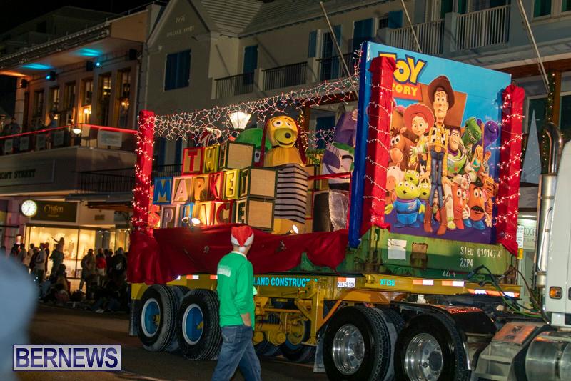 Christmas-Parade-In-Hamilton-Bermuda-November-25-2018-1156
