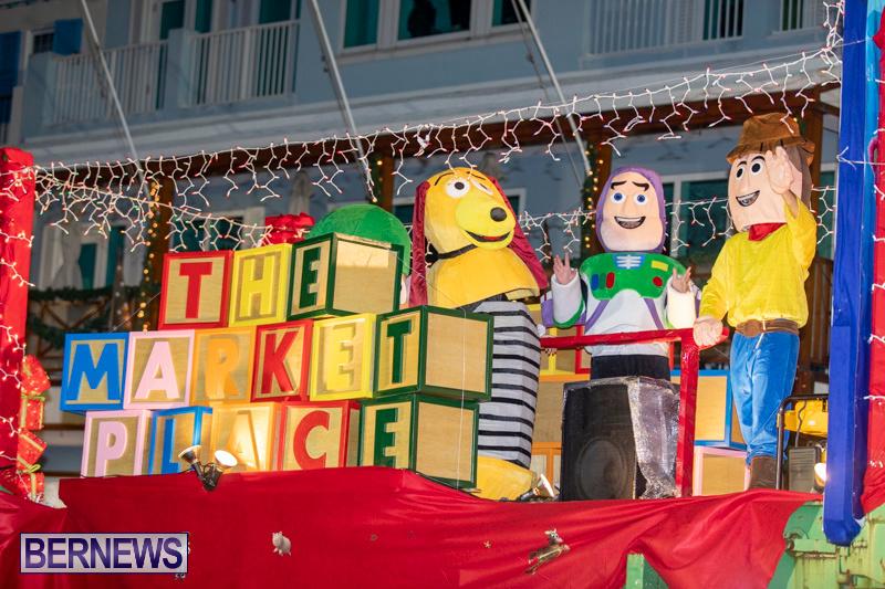Christmas-Parade-In-Hamilton-Bermuda-November-25-2018-1161