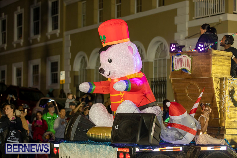 Christmas-Parade-In-Hamilton-Bermuda-November-25-2018-1240
