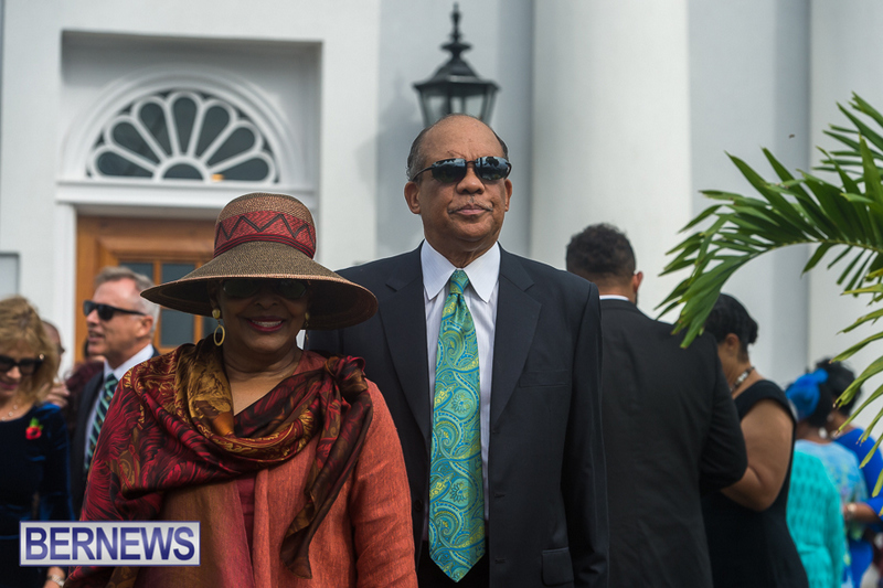 Convening-Of-Parliament-Throne-Speech-Bermuda-November-9-2018-110