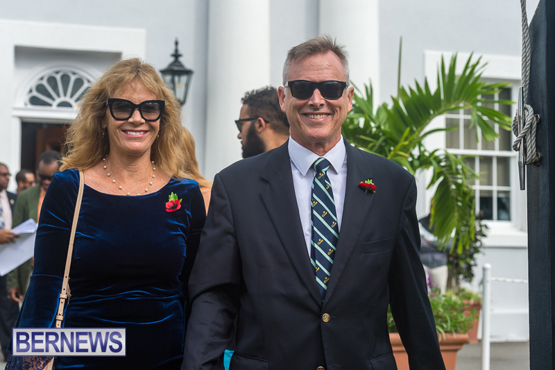 Convening-Of-Parliament-Throne-Speech-Bermuda-November-9-2018-116