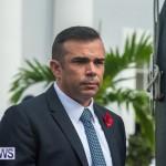 Convening Of Parliament Throne Speech Bermuda, November 9 2018 (158)