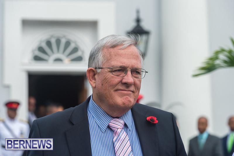 Convening-Of-Parliament-Throne-Speech-Bermuda-November-9-2018-280