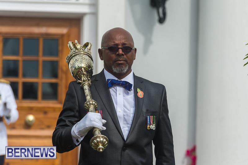 Convening-Of-Parliament-Throne-Speech-Bermuda-November-9-2018-330