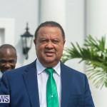 Convening Of Parliament Throne Speech Bermuda, November 9 2018 (371)