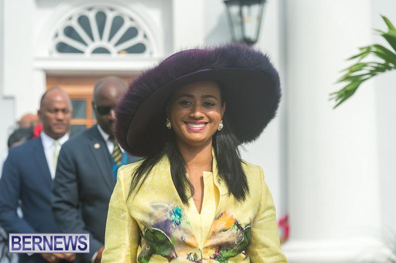 Convening-Of-Parliament-Throne-Speech-Bermuda-November-9-2018-380
