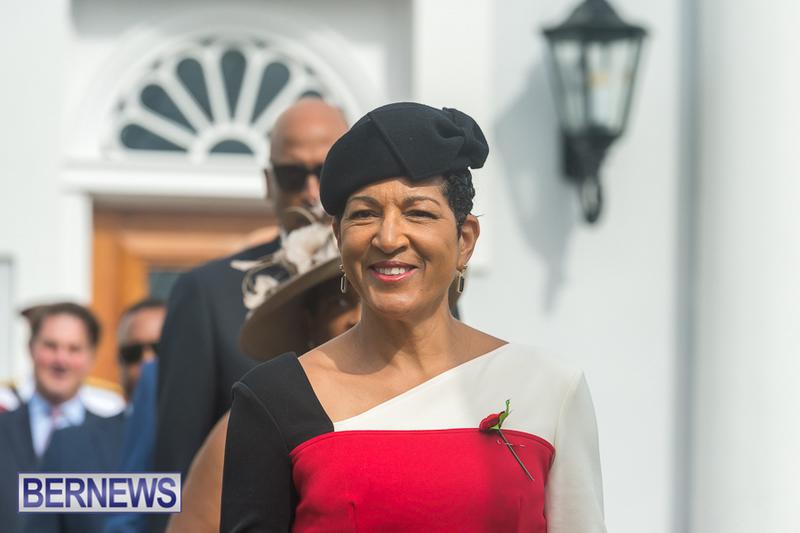 Convening-Of-Parliament-Throne-Speech-Bermuda-November-9-2018-388