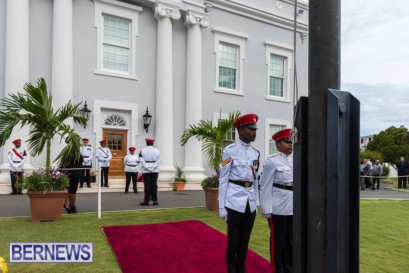 Convening-Of-Parliament-Throne-Speech-Bermuda-November-9-2018-410