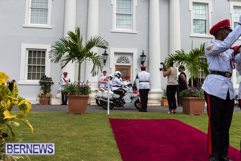 Convening-Of-Parliament-Throne-Speech-Bermuda-November-9-2018-414