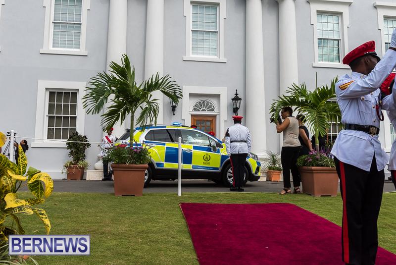 Convening-Of-Parliament-Throne-Speech-Bermuda-November-9-2018-415