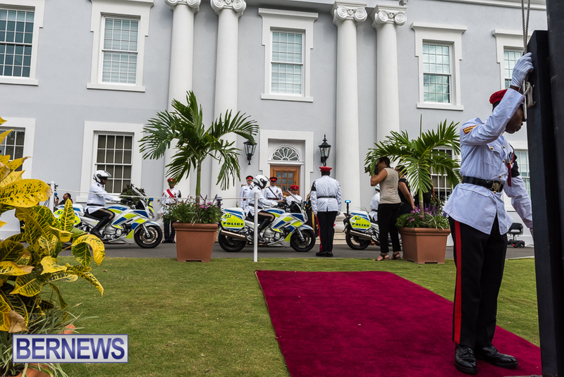 Convening-Of-Parliament-Throne-Speech-Bermuda-November-9-2018-416