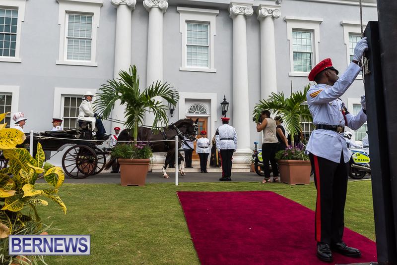 Convening-Of-Parliament-Throne-Speech-Bermuda-November-9-2018-417