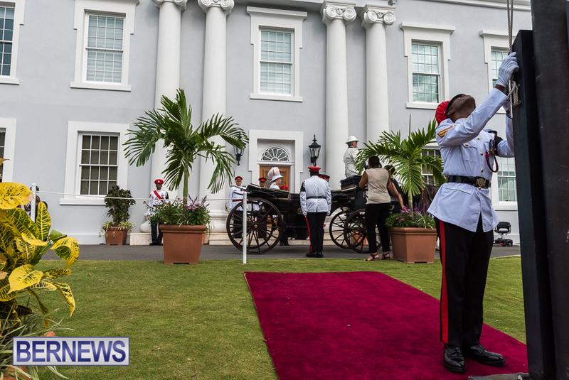 Convening-Of-Parliament-Throne-Speech-Bermuda-November-9-2018-418
