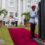 Convening Of Parliament Throne Speech Bermuda, November 9 2018 (425)