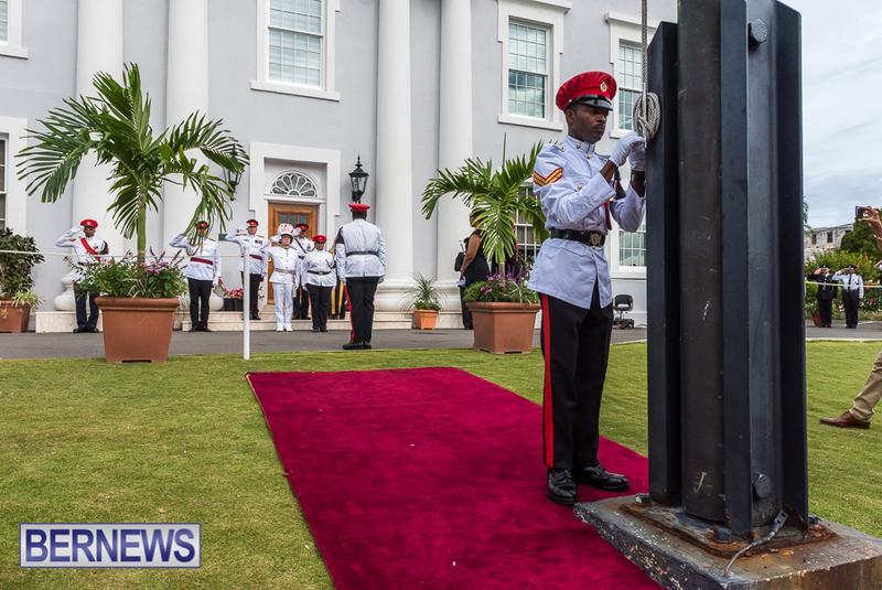 Convening-Of-Parliament-Throne-Speech-Bermuda-November-9-2018-425