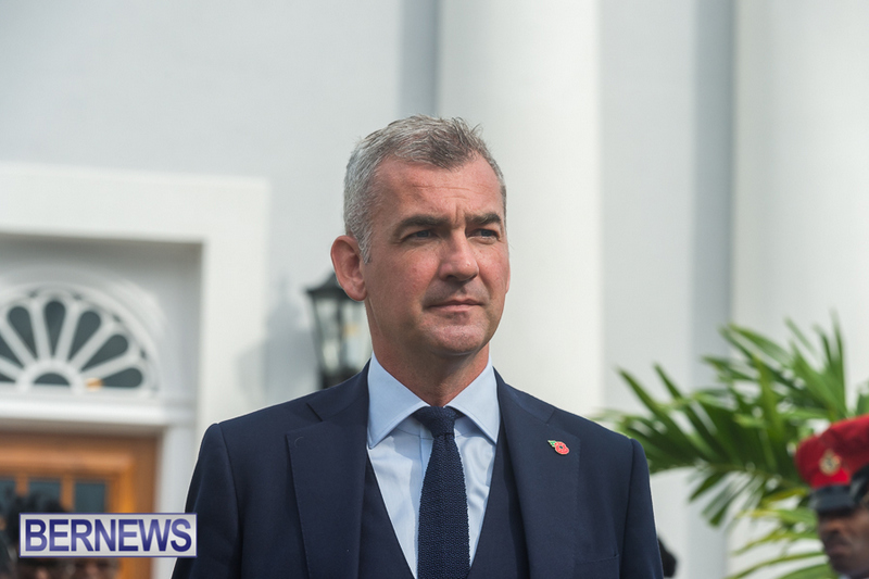 Convening-Of-Parliament-Throne-Speech-Bermuda-November-9-2018-45