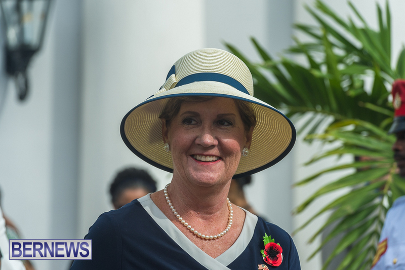 Convening-Of-Parliament-Throne-Speech-Bermuda-November-9-2018-54