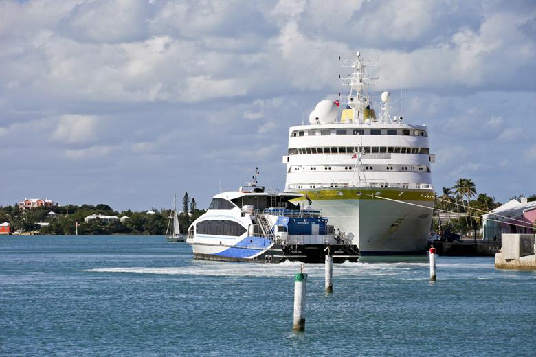 Cruise Ships Bermuda Nov 1 2018 (1)