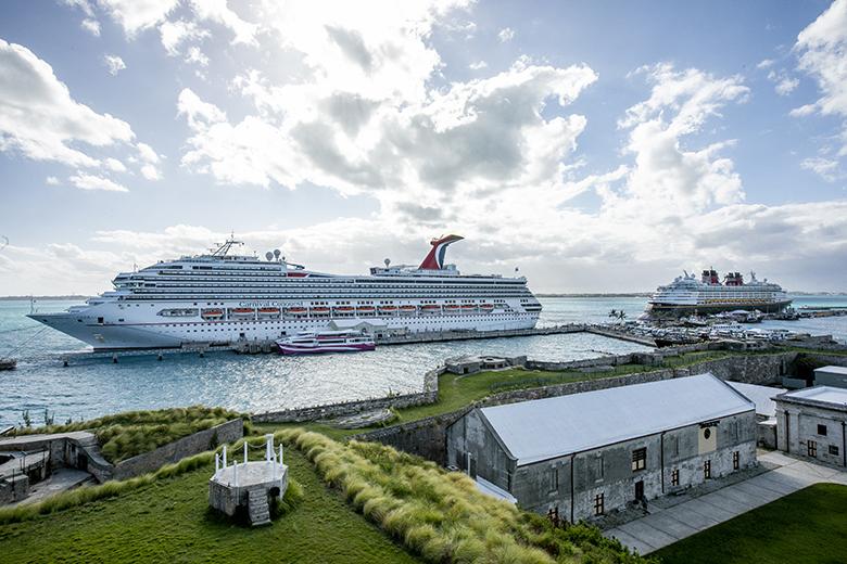 Cruise Ships Bermuda Nov 1 2018 (2)