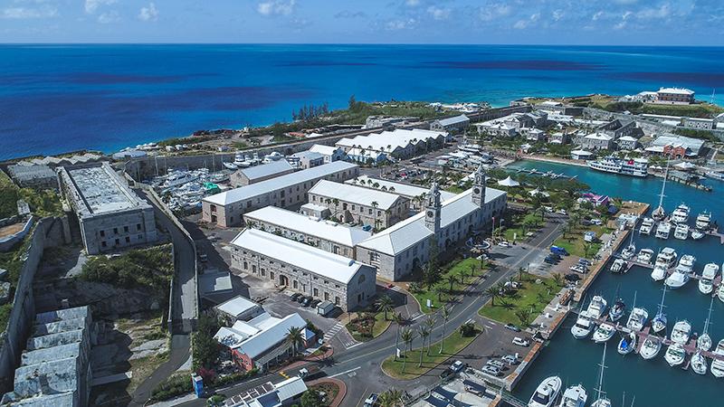 Dockyard Vendor Bermuda Nov 19 2018