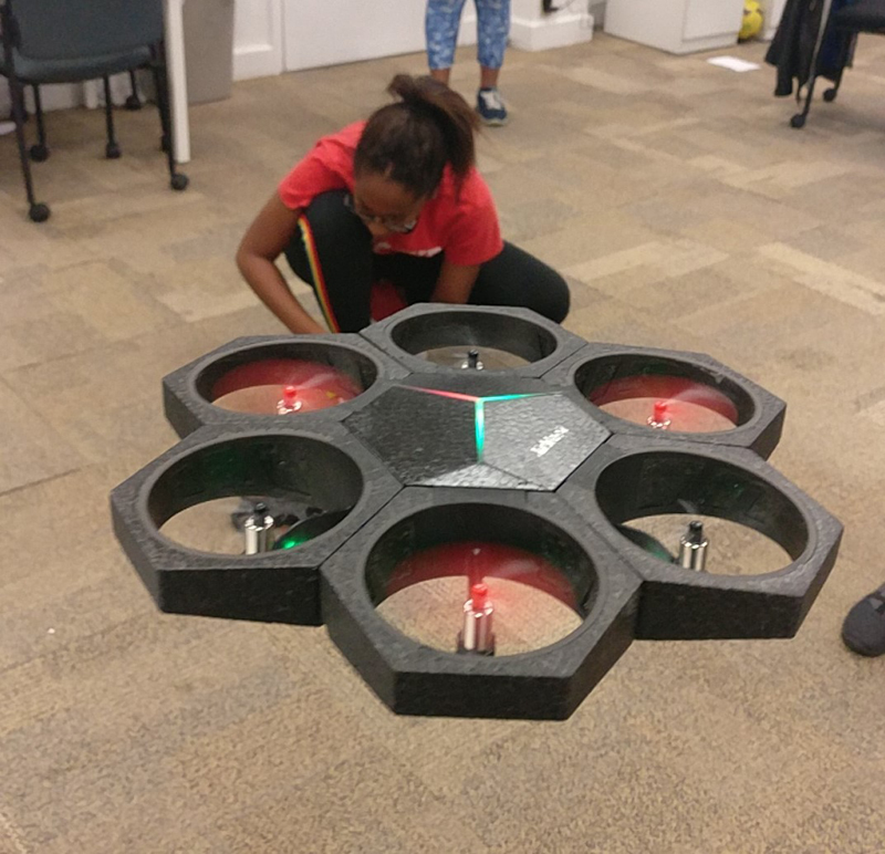Drone Coding  Bermuda Nov 6 2018 (1)