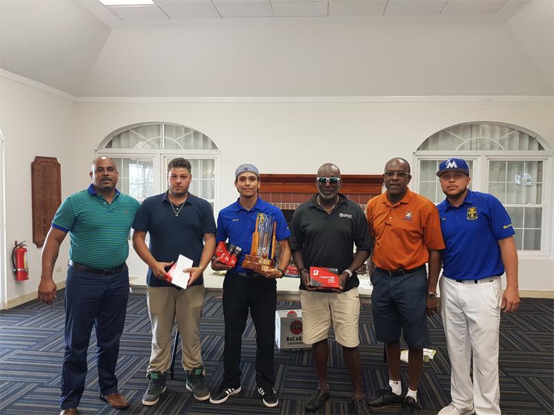ECCA Golf Winners Bermuda November 2018