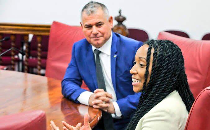 Premier David Burt Bermuda Nov 2018 (3)