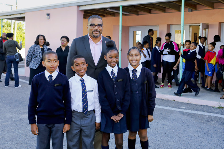 Purvis School Student Leaders Bermuda Nov 1 2018 (1)