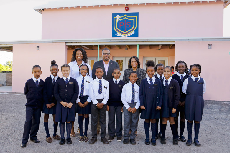 Purvis School Student Leaders Bermuda Nov 1 2018 (2)