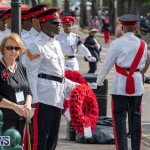 Remembrance Day Parade Bermuda, November 11 2018-7152