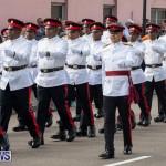 Remembrance Day Parade Bermuda, November 11 2018-7184
