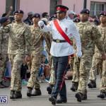 Remembrance Day Parade Bermuda, November 11 2018-7193