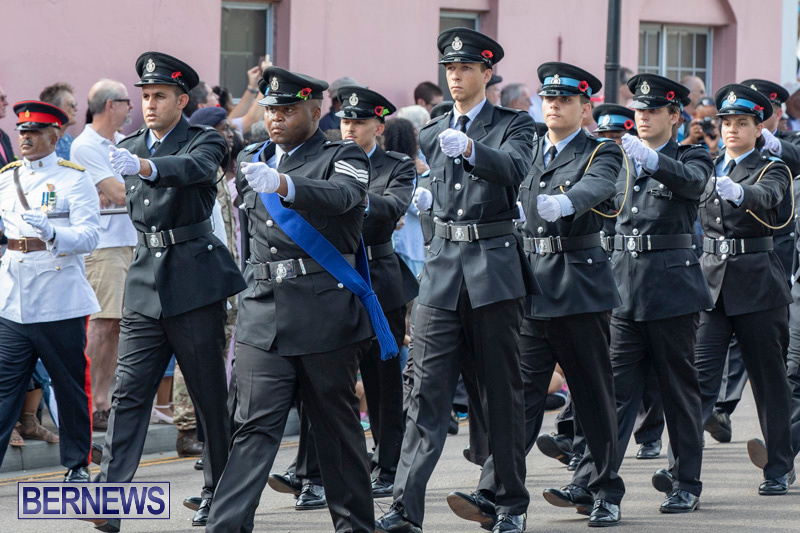 Remembrance-Day-Parade-Bermuda-November-11-2018-7209