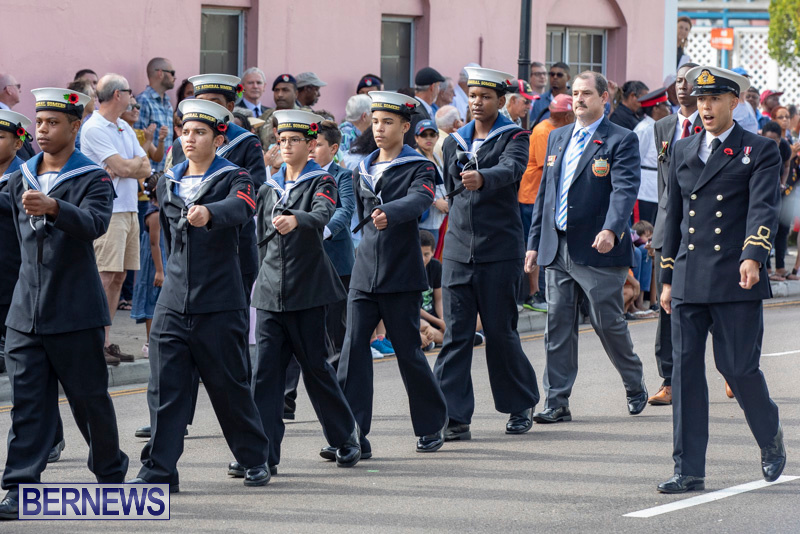 Remembrance-Day-Parade-Bermuda-November-11-2018-7230