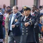Remembrance Day Parade Bermuda, November 11 2018-7232
